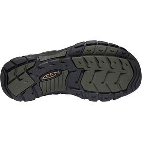 Keen Newport H2 Sandals Herre forest night/black